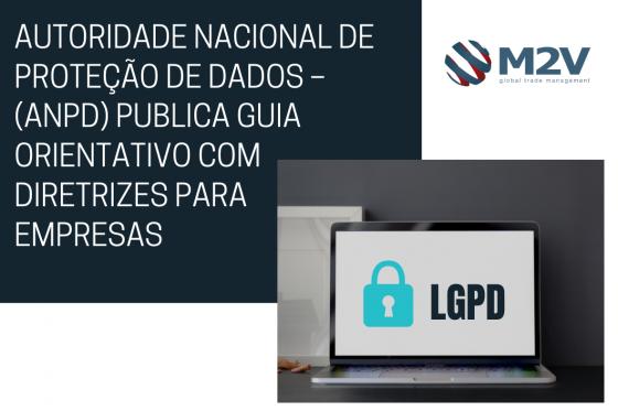 Autoridade Nacional de Proteção de Dados publica Guia Orientativo com diretrizes para empresas