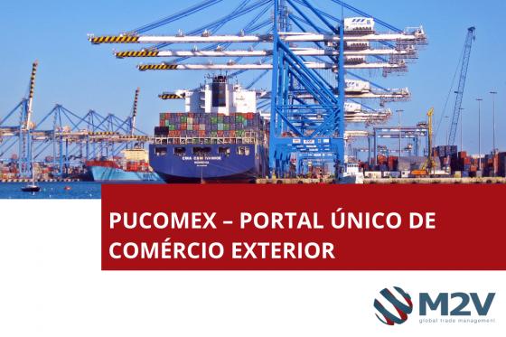 PUCOMEX - Portal Único de Comércio Exterior