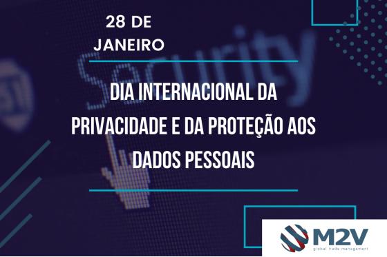 Dia internacional da privacidade e da proteção de dados pessoais